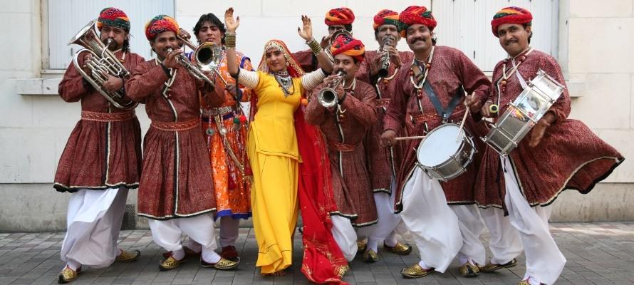 Jaipur Maharaja Brass Band | Artways Productions