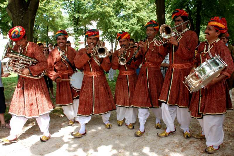 Jaipur Maharaja Brass Band | Artways Productions